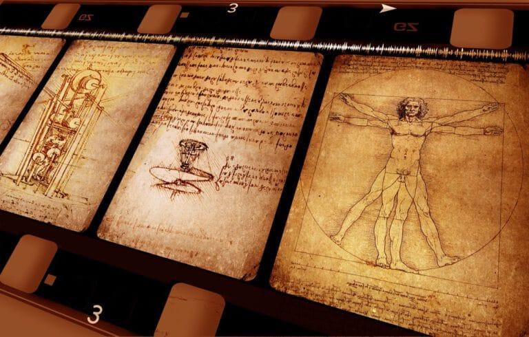 Lebensenergie Leonardo da Vinci