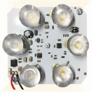 LED Modul iLED6 mit Optiken